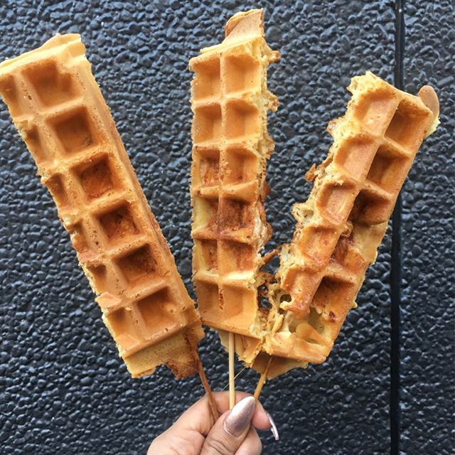 7thstreetcafedtla-dandyeats-chicken-waffles-stick